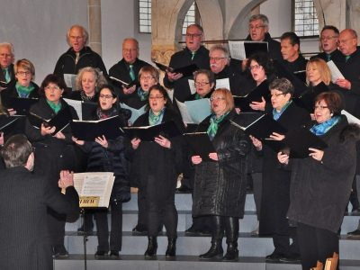 Adventsingen in Niedernburg 2015