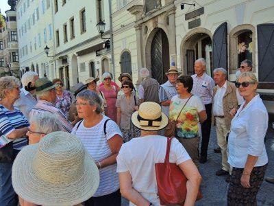 Ausflug nach Wilhering und Linz 2016