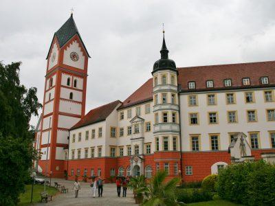 Ausflug zum Stift Scheyern 2014