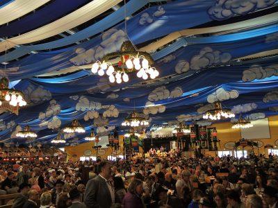 Besuch der Veszprémer Freunde zur Maidult 2016