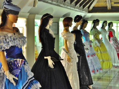 Eröffnung der Sissi-Kleiderausstellung 2017 im Passauer Glasmuseum