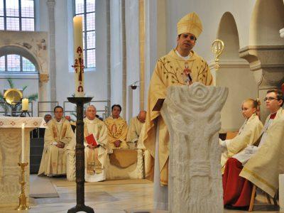 Festgottesdienst mit Bischof Dr. Stefan Oster in Niedernburg