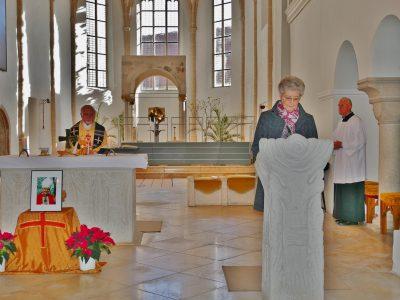 Gedenkgottesdienst für Alt-Erzbischof Dr. Joszef Szendi in Niedernburg