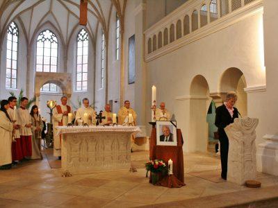 Giselagottesdienst in Niedernburg 2014