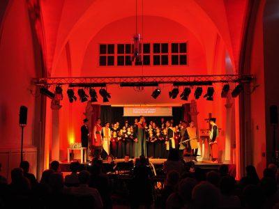 Musical-Aufführung Gisela und Stephan in Niedernburg 2016
