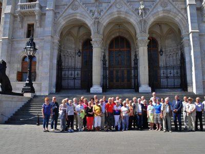 Ungarnreise nach Veszprém, Budapest, Eger, Miskolc und Tokaj 2017