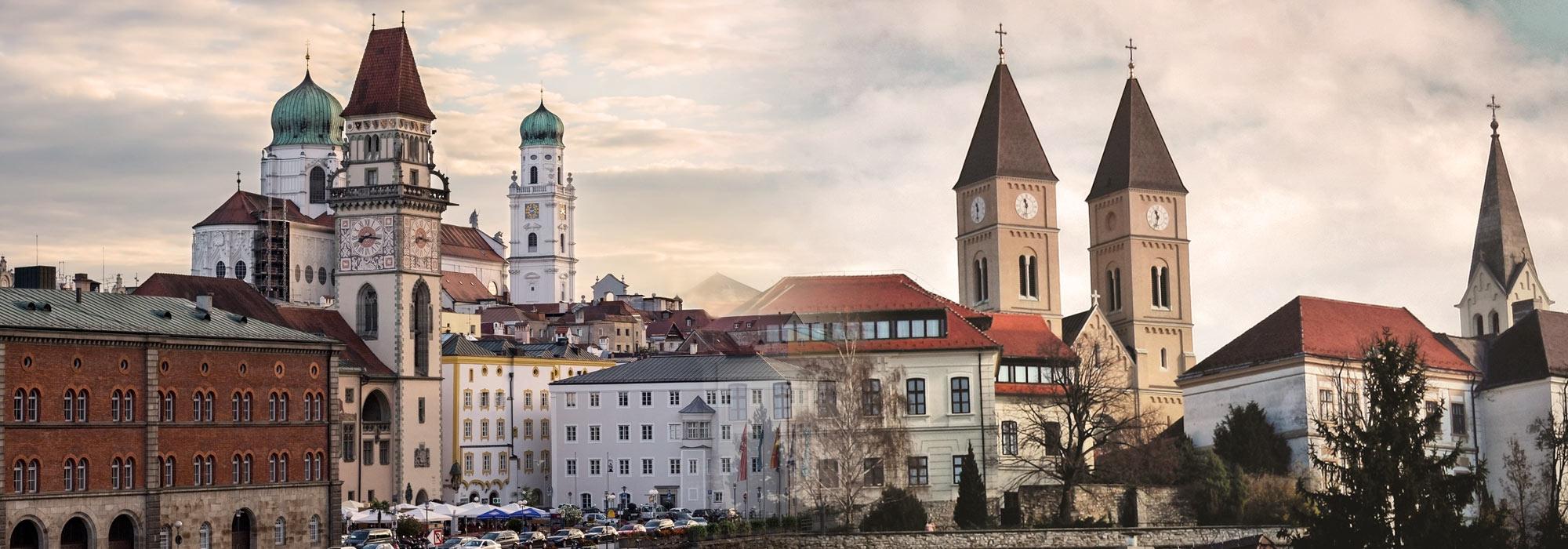 Deutsch-Ungarischer Freundeskreis Passau - Veszprém e.V.